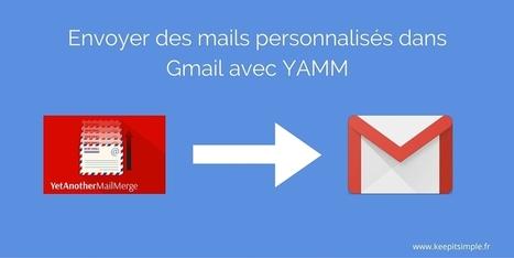 Comment faire un publipostage dans Gmail avec Google Drive ? | Web information Specialist | Scoop.it