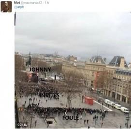 Cérémonie République : une place à moitié vide, et des plans serrés | Gardiens de la Démocratie 2.0 | Scoop.it