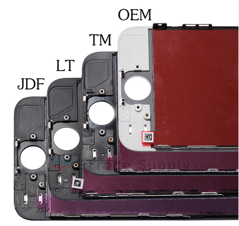 *Update* The Root of Differences among Copy iPhone LCDs: Structure | Cellphone Tips & Tricks | Scoop.it