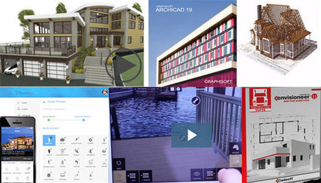 Some top-notch BIM and Design Software Lists in 2016 | BIM Forum | Scoop.it