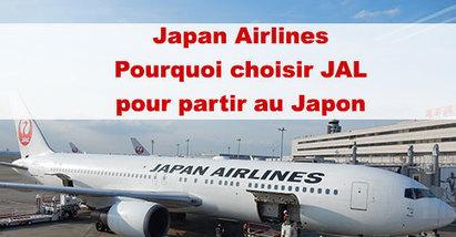Japan airlines : Pourquoi choisir JAL ? | japon | Scoop.it