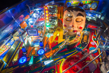 Shoot again: pinball is back in New York City   test   Scoop.it