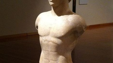 Beautiful Ancient Greek bodies | Mundo Clásico | Scoop.it
