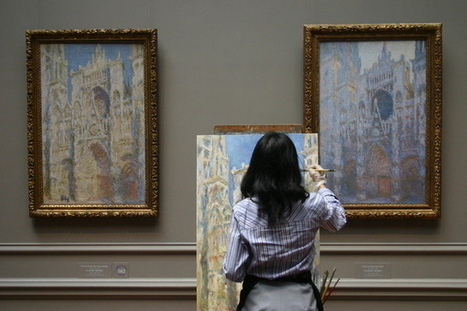 Teaching creativity: born that way or waiting for the muse? | Creativity and Learning Insights | Scoop.it