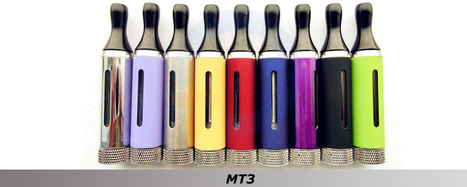 Quit Smoking Electronic Cigarette MT3 Atomizer_Shenzhen Jufren Technology Co., Ltd   Jufren Technology   Scoop.it