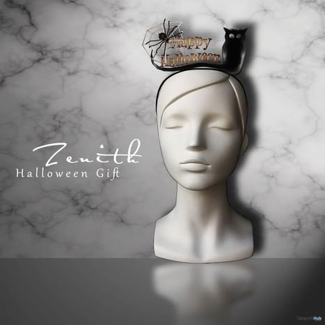 Happy Halloween Headband Group Gift by Zenith | Teleport Hub - Second Life Freebies | Second Life Freebies | Scoop.it
