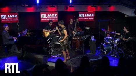 Kellylee Evans - My name is en live sur RTL - Les vidéos L'heure du Jazz - RTL.fr | 7milliards de musiques | Scoop.it