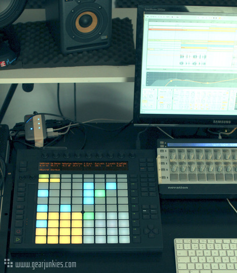 Gearjunkies.com: Ableton Live 9 and Push Released | DJing | Scoop.it