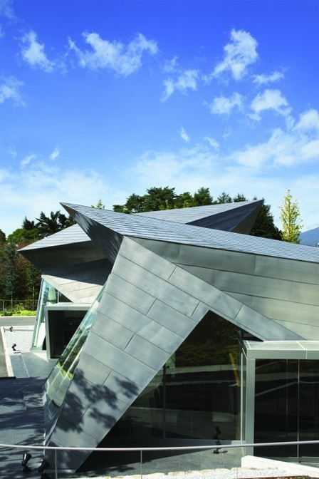 [Japan] Karuizawa Museum Complex / Yasui Hideo Atelier | The Architecture of the City | Scoop.it