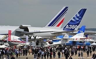 Le Bourget : la folle semaine aéronautique de Midi-Pyrénées | Midi Pyrénées Expansion | Scoop.it