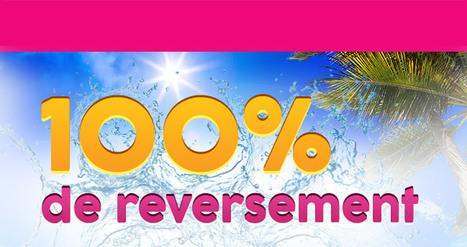 100% de reversement en Août !   CarpeDiem News   Scoop.it