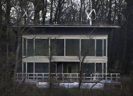Montfort-l'Amaury La maison écolo de Starck se dévoile | Alinéa Architecteurs | Scoop.it