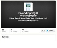 Poland Spring blows Rubio #watergate moment, fails Twitter 101 | Comms For Work | Scoop.it