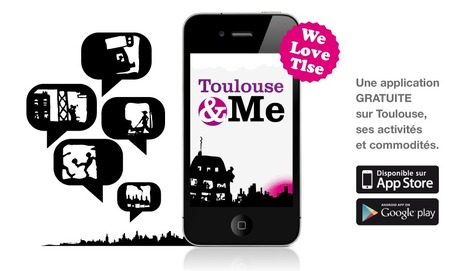 Toulouse & me | Toulouse networks | Scoop.it