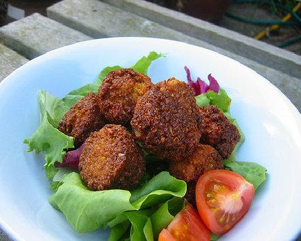 Un giorno da veg: falafel, le polpette vegetariane   Alimentazione Naturale, EcoRicette Veg e Vegan   Scoop.it