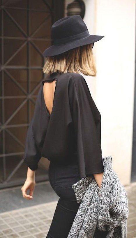 Hair Inspiration Monday: Regen proof kapsels | Rob Peetoom Blog | Kapsels voor vrouwen | Scoop.it