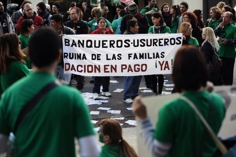 Victims no longer: Spain's anti-eviction movement | ROAR Magazine | Daraja.net | Scoop.it