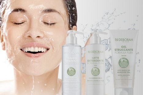 Review detergenti & tonico Deborah Milano Formula Pura!   Biomakeup: cosmesi eco bio e classica!   Scoop.it