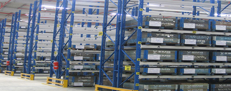 Warehouse rack manufacturers | Storage Rack in Bangalore, India | Learntech | Scoop.it
