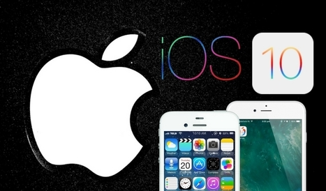 Interesting Countless New Features of iOS 10 | Keyideas | Apple | Scoop.it
