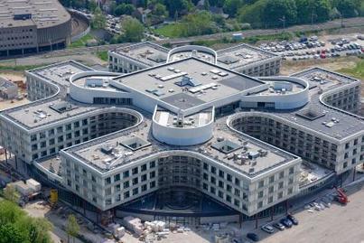 Nouvelle peau pour les hôpitaux bruxellois | ChirecPRO FR | Scoop.it