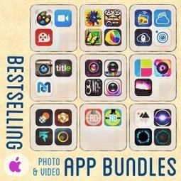 Get Some of the Best iPad and iPhone Photo and Video Apps Up to 50% Off with App Bundles | Groovin' On Apps | How to Use an iPhone Well | Scoop.it