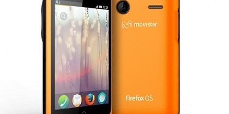 ZTE Open - World's first Firefox Smartphone, Specifications and Price | Geeks9.com | Geeks9 | Scoop.it