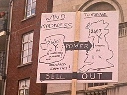 No to Minister Rabbitte's Plan to Sell Off the Irish People's Wind Power to the UK – Smart Taxes & Money | Ecological Construction | Scoop.it