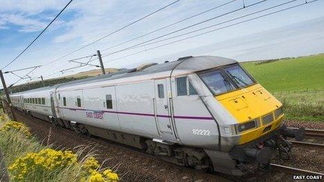 East Coast rail increases profit | F584 Transport Economics | Scoop.it