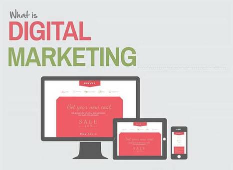Le Marketing Digital et le WebMarketeur - iWebContact | Strategy, Web Marketing and Branding, SEO & SEM | Scoop.it