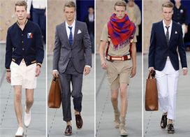 Designer Clothing: Men's Fashion Trends 2012   Men Apparels   Scoop.it