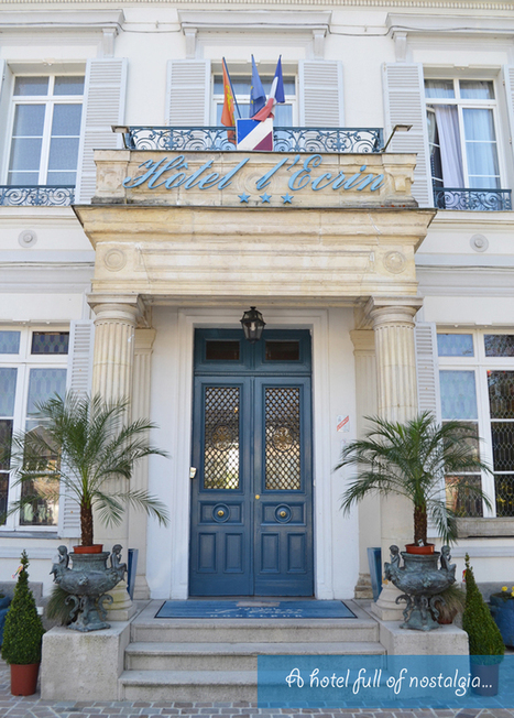 Happy Interior Blog: From Place To Space: Hotel L'Ecrin in Honfleur, France   Interior Design & Decoration   Scoop.it
