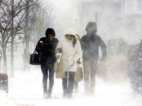 Polar vortex: All 50 US states are below freezing – and even Hell's frozen over   Adventure Tourism   Scoop.it