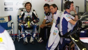 Abraham may miss Silverstone due to injury | MotoGP World | Scoop.it