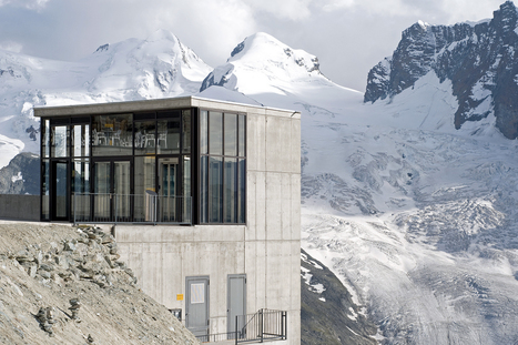 Suisse, Gornergrat Planetarium and mountain | Architecture et montagne | Scoop.it
