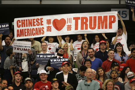 Why are so many first-generation Chinese immigrants supporting Donald Trump? - SupChina   Politics   Scoop.it