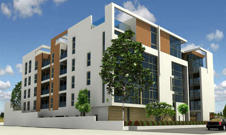 Architectural 3D Rendering Building Models | Architecture Engineering & Construction (AEC) | Scoop.it