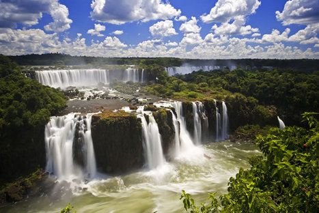 Top 10 Most Stunning Waterfalls From Around The World | Nature and Travel | Scoop.it