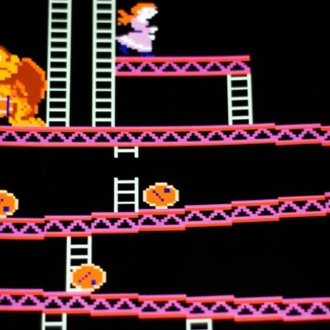 'Donkey Kong' Stop Motion Hammers the Original Game [VIDEO] | Digital-News on Scoop.it today | Scoop.it