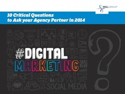 Slideshow: 10 Critical Digital Marketing Questions to Ask Your ... | Digital Marketing | Scoop.it