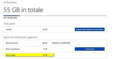OneDrive con il bonus rullino arrivi fino a 30 GB di spazio gratuito   Windows 8 Blog   Scoop.it