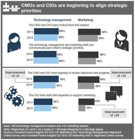 Why the CIO-CMO Relationship Is Like Reality TV - CIO | CMO Smarts | Scoop.it