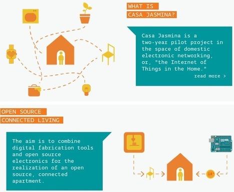 Jasmina, la casa domotica open source e con Arduino come motore! - #OPEN | M2M Italia | Scoop.it