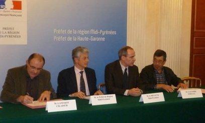 En difficulté, la filière lait Sud-Ouest adopte un plan stratégique unique en France | La lettre de Toulouse | Scoop.it