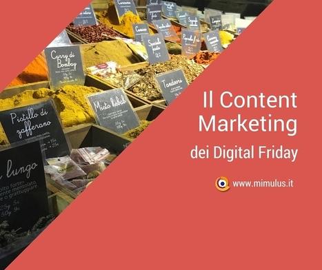 Come abbiamo fatto un piano di Content Marketing | Digital Friday by Mimulus | Scoop.it