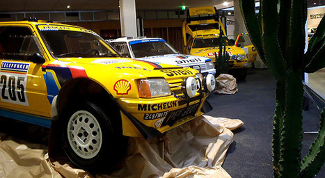 Nouvelle expo « Peugeot et le Dakar » au Musée de l'Aventure Peugeot ! - Féline | Tout savoir le constructeur automobile Peugeot | Scoop.it