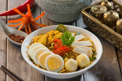 Laksa: Your New Favourite Malaysian Delicacy | Newcastle Diggers | Scoop.it