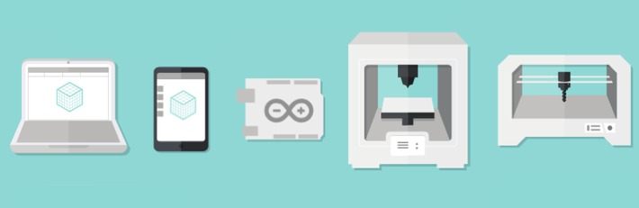 La Fabrication numérique... Un MOOC qui devient permanent et libre | MOOC Francophone | Scoop.it