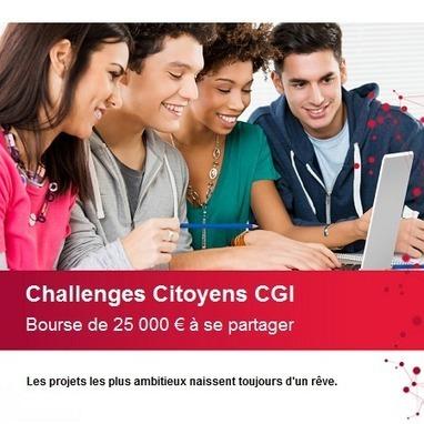 Challenges Citoyens CGI | CGI Recrute | Génération en action | Scoop.it