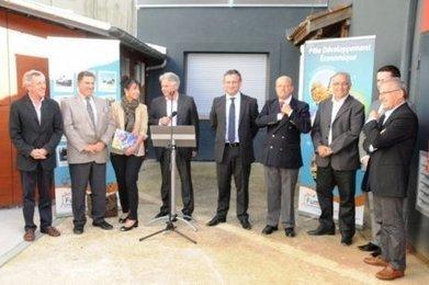 Inauguration du pôle de développement économique de Fumel Communauté soutenu par l'Union européenne   Le portail des Fonds européens en France   Scoop.it